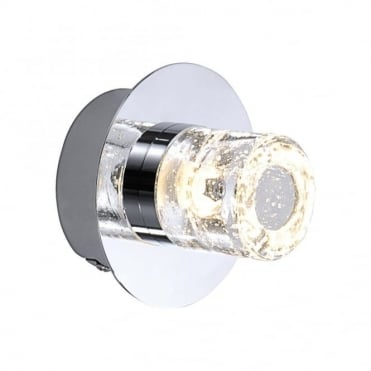BILAN - BathroomLED Wall Light Chrome