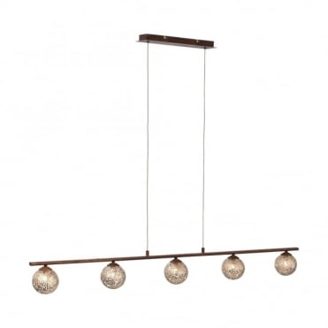 GRETA - Pendant Light Rust