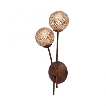 GRETA - Wall Light Rust