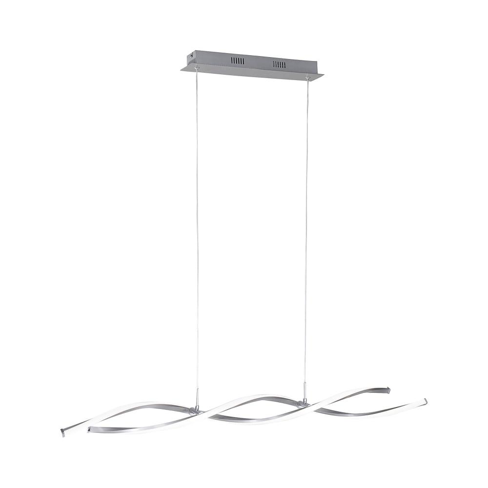 ... Smart Light POLINA - LED Pendant Light Steel ...
