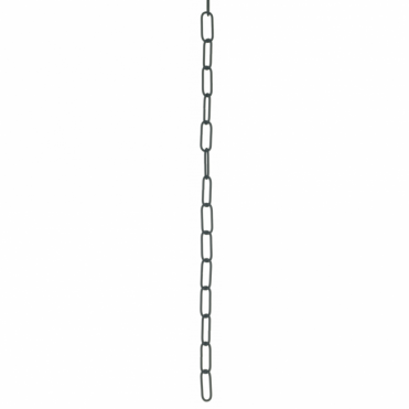 SUSPENSION CHAIN - Black Link Chain For Chandeliers And Other Light Fittings