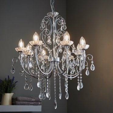Miraculous Bathroom Lights Bathroom Mirrors And Chandeliers All Ip44 Download Free Architecture Designs Crovemadebymaigaardcom