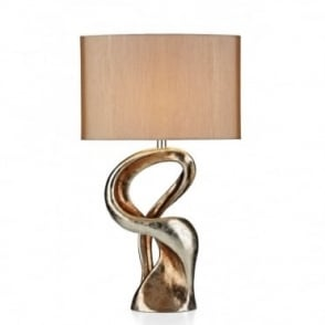 ALCHEMY - Double Insulated Gold Table Lamp