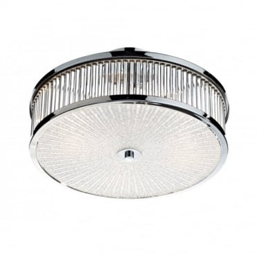 ARAMIS - Contemporary Design Flush Ceiling Fitting Ceiling Light