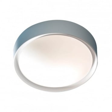 BETA - Flush Ip44 Bathroom Double Insulated Light Fitting.