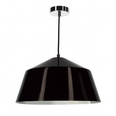 BEY - 1 Light Ceiling Pendant Dark Bronze