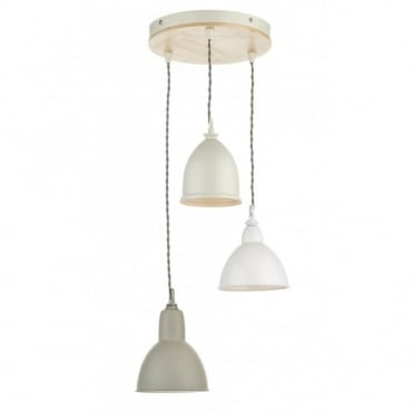 BLYTON - 3 Light Ceiling Cluster Pendant