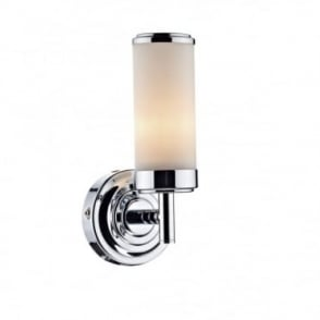 CENTURY - Bathroom Single Wall Bracket Polished Chrome Ip44