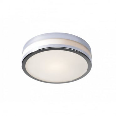CYRO - Large Flush Bathroom Ceiling Light Ip44