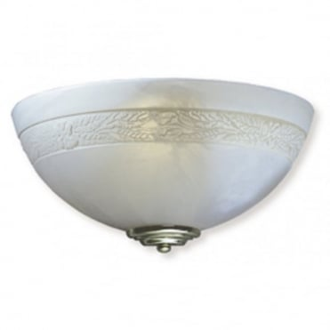 DAMASK - Decorative Glass Wall Washer Light