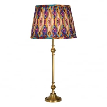 FLYNN Table Lamp Antique Brass Base Only