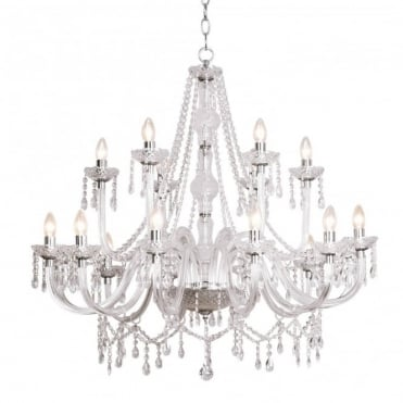 KATIE - Large Chandelier For High Ceilings