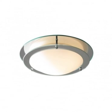 LIBRA - Circular Bathroom Ceiling Light Ip44