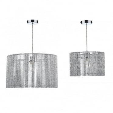 NEST - Pack Of 2 Easy Fit Metal Shades