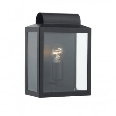 NOTARY - Exterior Black Traditional Ip44 Wall Light