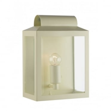 NOTARY - Exterior Cream Traditional Ip44 Wall Light