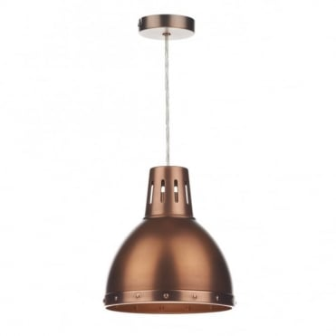 OSAKA - Non Electric Copper Ceiling Shade