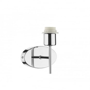 PADOVA - Chrome Wall Light Bracket