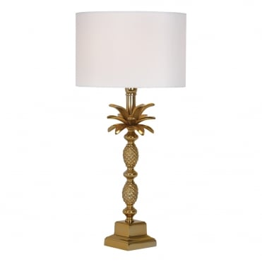SIBILLA Table Lamp Large Antique Gold Base Only