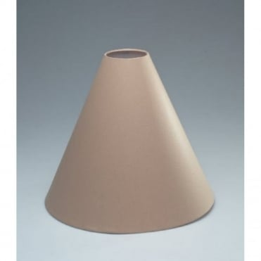 SPEARHEAD - Replacement Silk Cone Shade Honey