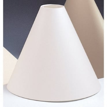 SPEARHEAD - Replacement Silk Cone Shade Ivory
