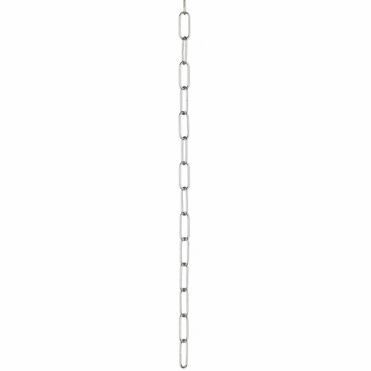 SUSPENSION CHAIN - Chrome Link Chain For Chandeliers And Other Light Fittings