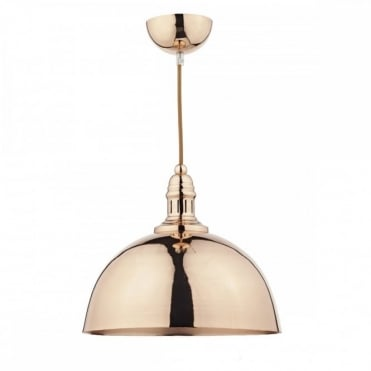 YOKO - 1 Light Ceiling Pendant Copper