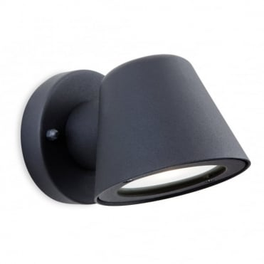ELAN - BathroomLED Led Wall Light Die Cast Aluminium Black