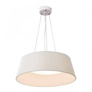 MAXI - LED Led Ceiling Pendant Cream