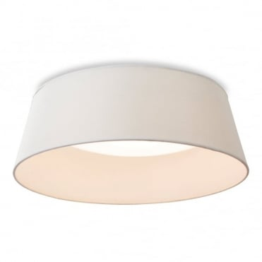 MAXI - LED Led Flush Ceiling Pendant Cream