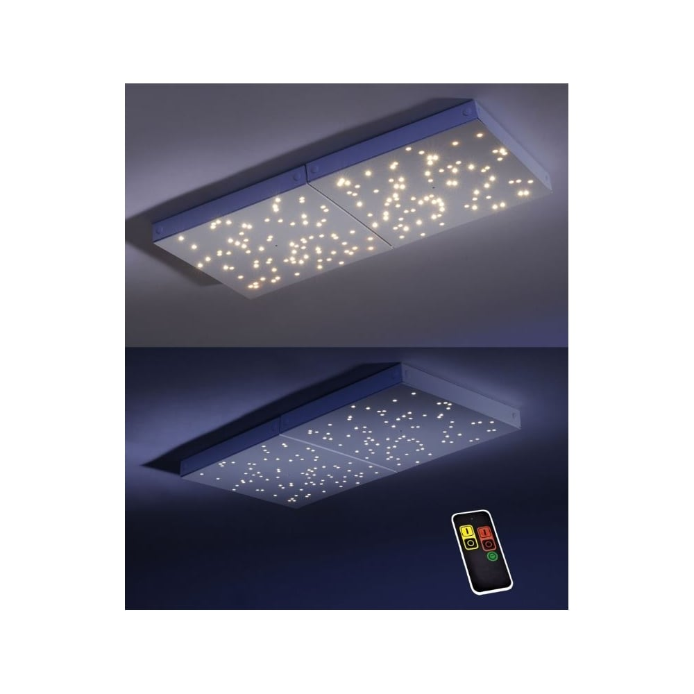 Universe Dimmable Led Slave Panel Star Wall Or Ceiling With Rc Switched