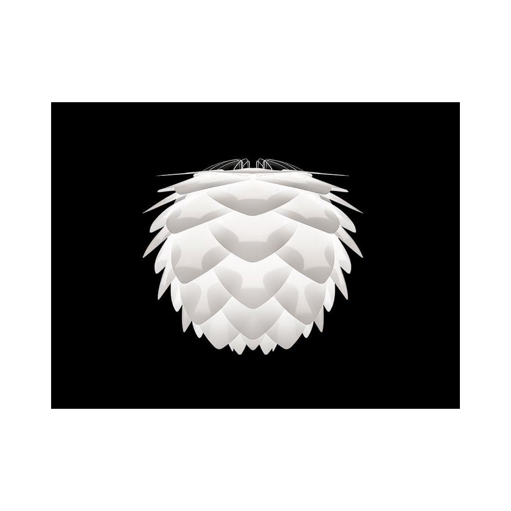 Sylvia Mini Artichoke Scandinavian White Ceiling Lamp