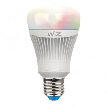 WIZ - Colours A E27 1Pack 806Lm 2700K