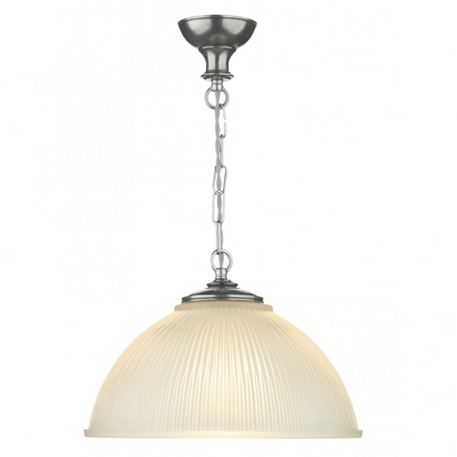 YEATS - Pewter Ceiling Pendant Light